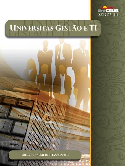 Revista Universitas Gestão e TI